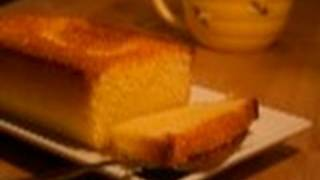 Lemon Pound Cake: Come For Tea #29