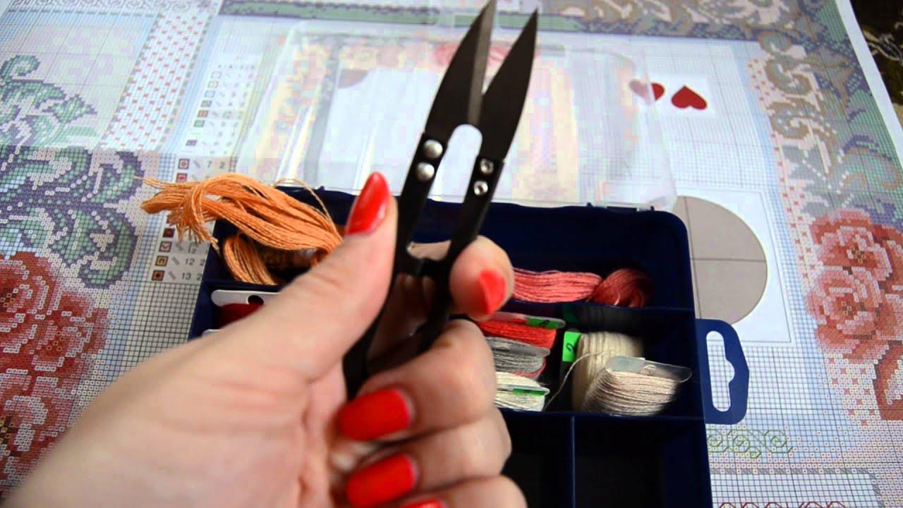 Подготовка к вышивке крестом 11