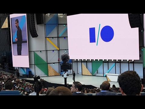 Google I/O En DIRECTO