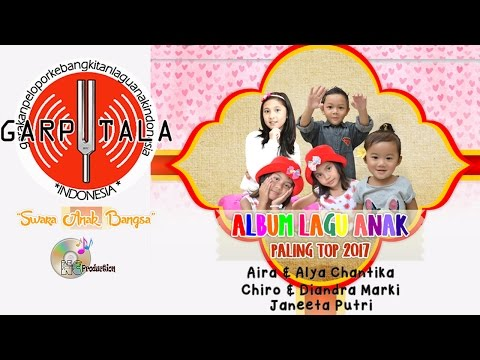Nini Carlina Ft. Swara Anak Bangsa SALAM SALAMAN (Lagu Anak Paling Hits 2017)