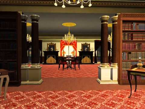 Highclere Castle The Sims 3.