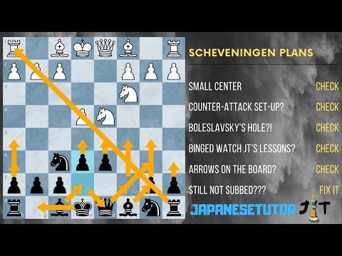 Black Side of the Scheveningen