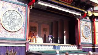 Harlekin og Columbine Pantomine Tivoli København september 2011