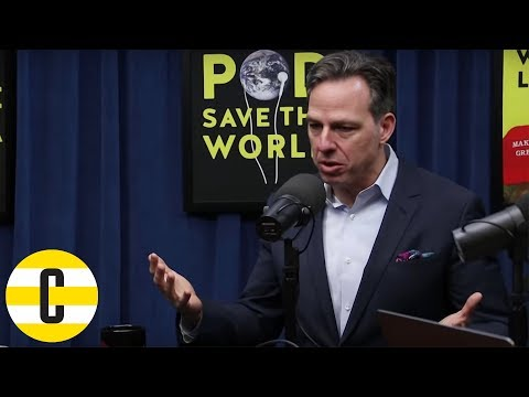 Jake Tapper on the White House Correspondents' Dinner and elections | 5/1/18 PSA