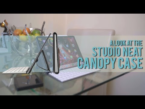 Studio Neat Canopy Case Review - A Case / Stand for the Apple Magic Keyboard