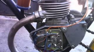 Зажигание автомат Новикова для Д6-Д8 на SMD деталях