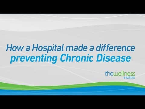 How a Hospital made a difference preventing chronic disease