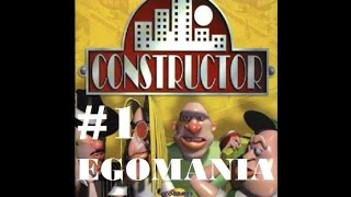 CONSTRUCTOR 1997 #1 - EGOMANIA NIVEL MEDIO - GAMEPLAY ESPAÑOL