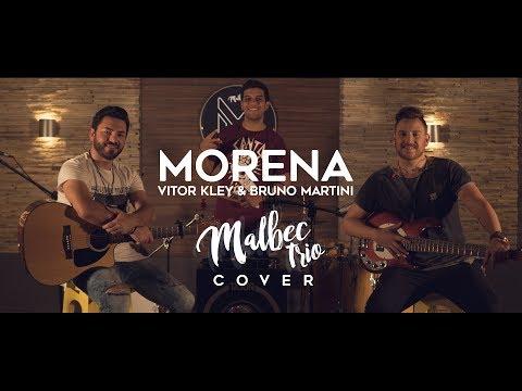 Morena - Vitor Kley & Bruno Martini Malbec Trio Cover