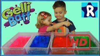 Jelly Boxes With Surprises Per Slushy Gelli Baff Toy Disney Frozen Fashems Prizes Shopkins  # 201
