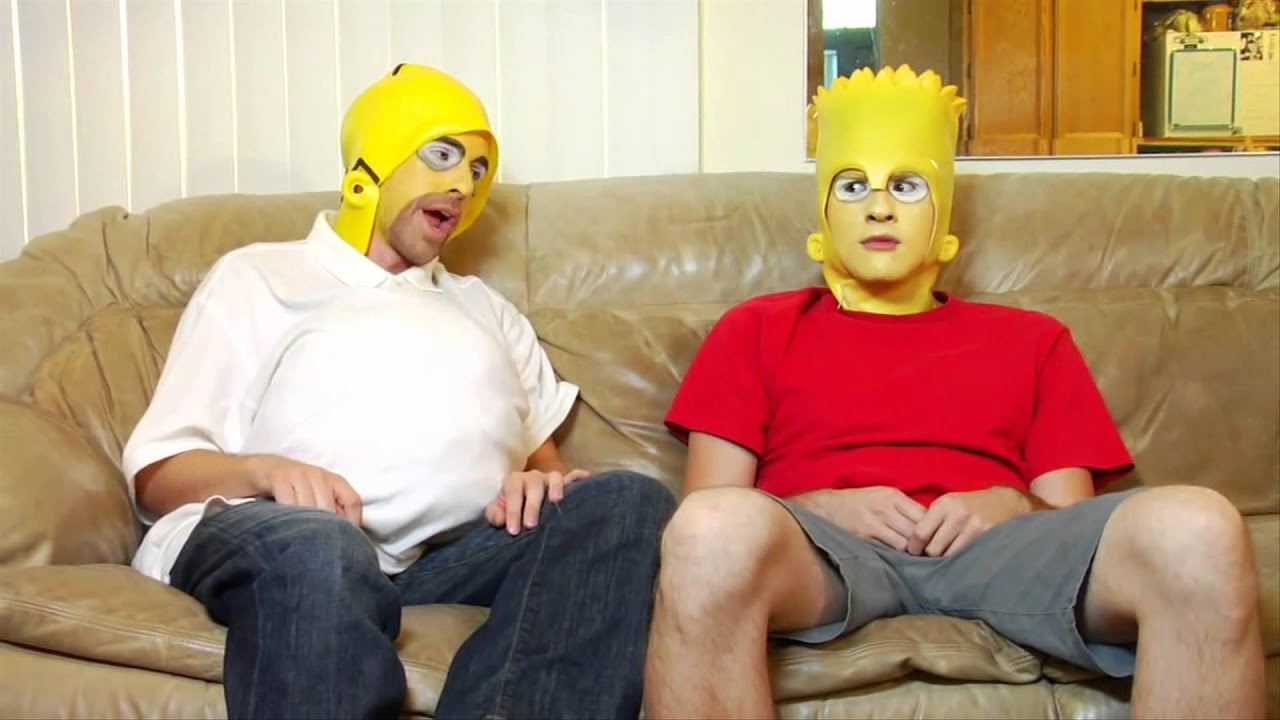 real life simpsons porn