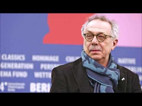 Berlinale-Chef Dieter Kosslick - Grundeinkommen