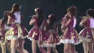 SNH48 第二届人气偶像总选举演唱会全场 HD
