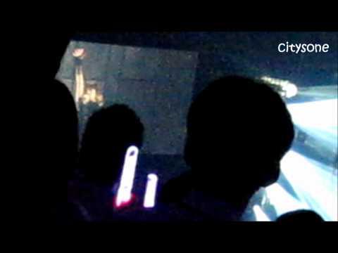 [Fancam] 110618 SNSD - Taeyeon RDR rock version