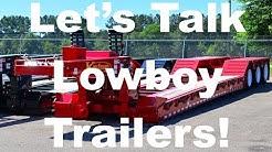 Heavy Haul TV: Sergei Tours Kaufman Trailers' Plant in South Carolina