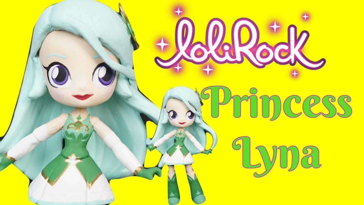 Toys That Start With A : Lolirock princess lyna doll custom with start toys