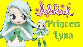 Lolirock Princess Lyna Doll Custom with Start With Toys