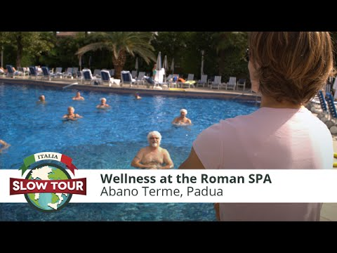 Wellness at the Roman SPA: Abano Terme | Italia Slow Tour |