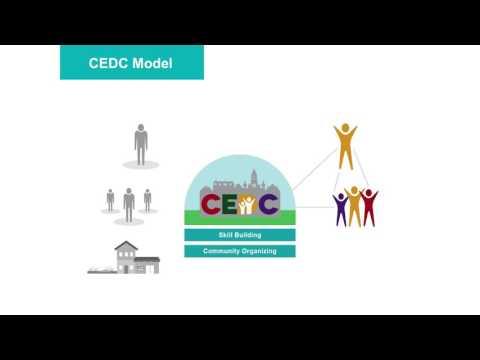 2017 Social Innovator Showcase: Community Economic Development Center