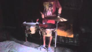 MC CACO EN VIVO TIMBAL