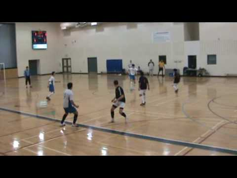 Ontario Futsal Cup 2009: Toronto Platense Jrs. Vs. North York Dynamos