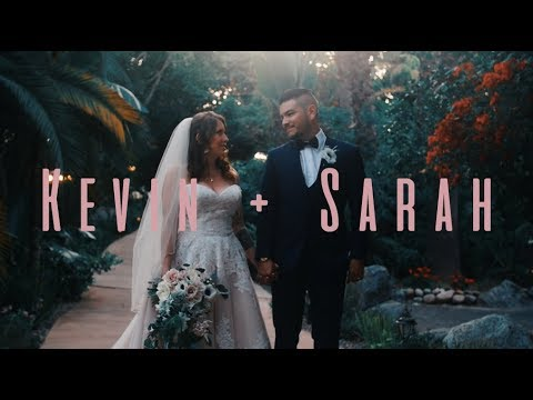 Kevin & Sarah: Wedding Film Paradise Falls in Oceanside, CA