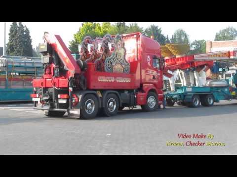 Circus Circus Bruch Korschenbroich 2014 (Transport/Aufbau)