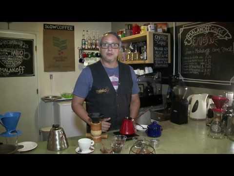 Receita de café turco