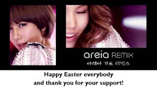 Areia Remix #30B | Afterschool - Bang