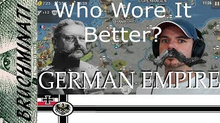 European War 4 (WWI Mod) Germany 1914 #2 France and Russia In The German Crosshairs