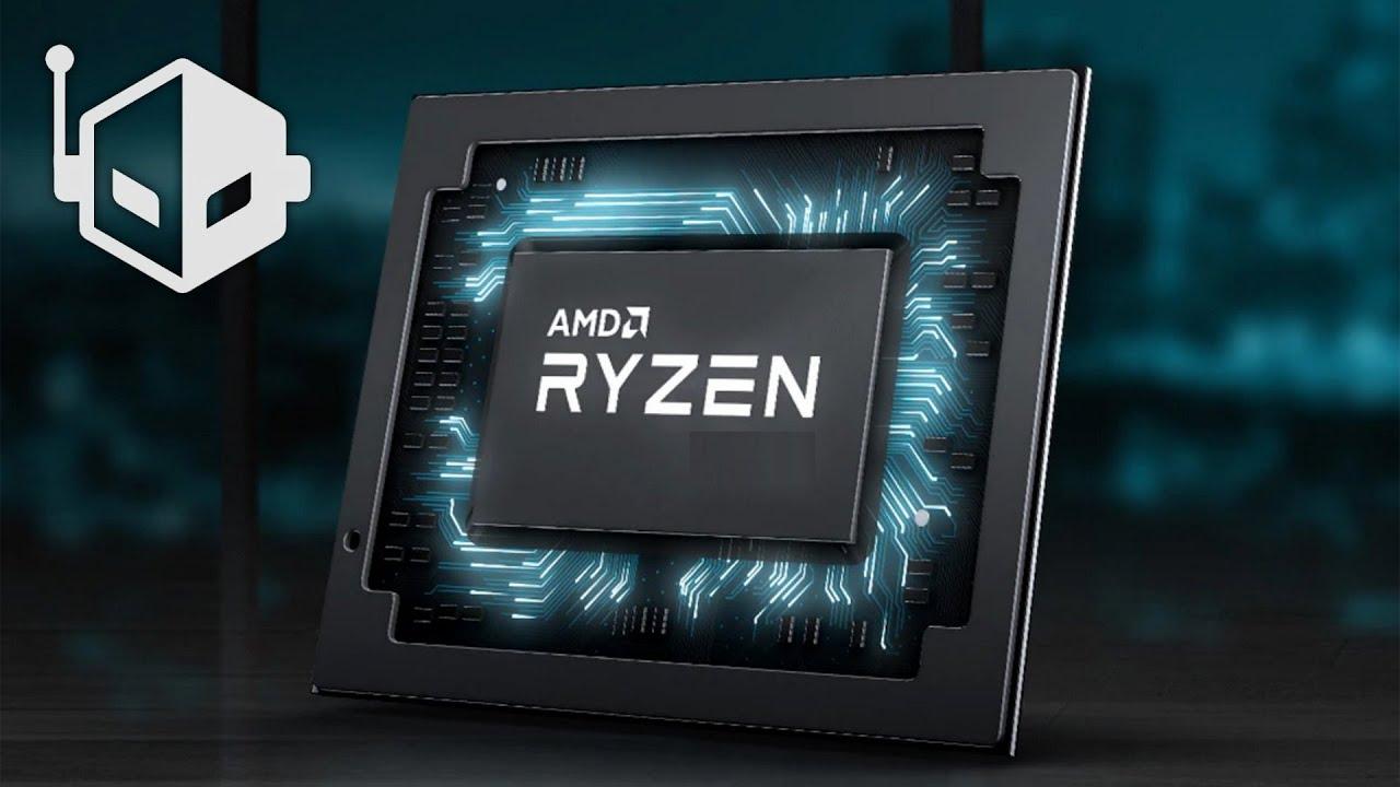 AMD Ryzen 7 4700G Flagship Renoir 8 Core Desktop APU Benchmarked - WccftechTV