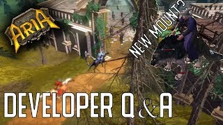 Legends of Aria (Ultima Online 2) Dev Q&A | Activee
