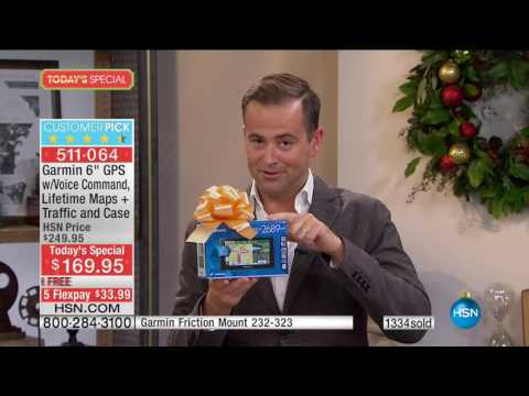 HSN | Electronic Gifts on the Go 11.12.2016 - 12 AM