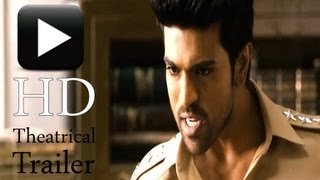 Toofan - First Look Trailer - Official HD theatrical Trailer of Ram Charan's Thoofan / Zanjeer