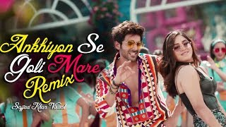 Ankhiyon Se Goli Mare Remix   Old VS New   Sajjad Khan Visuals
