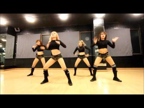 Bojangles - Pitbull | Choreography By Deli Project From Thailand