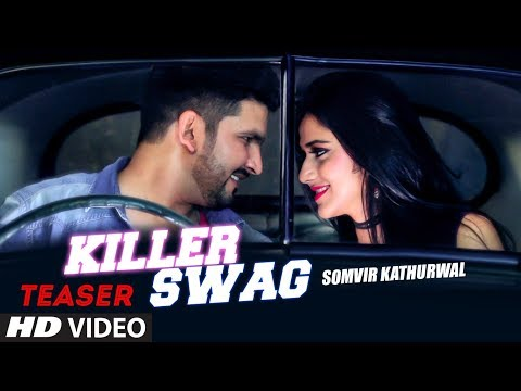 """Killer Swag"" Latest Haryanvi Song Teaser   Somvir Kathurwal   Feat. Kapil Kathurwal, Sweta Rajput"
