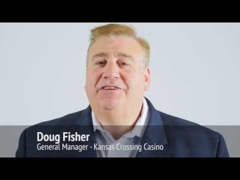 Kansas Crossing Casino - meet the GM, Doug Fisher! - YouTube