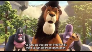 Phim hoạt hình  Con thuyền cứu thế (P1) ( Viet - Eng Sub )