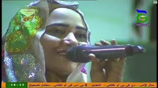 فهيمة عبدالله - قمريه قوقي - مهرجان الجزيرة الثالث 2018م