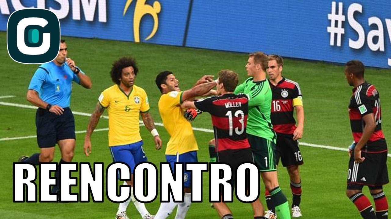 Alemanha x Brasil  51166b83257bf