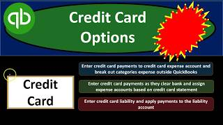 Credit Card Payment Options in QuickBooks