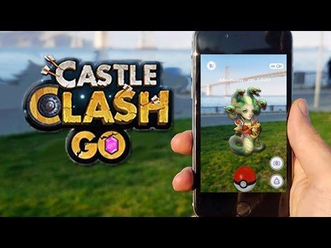 Catch Medusa! Castle Clash Go