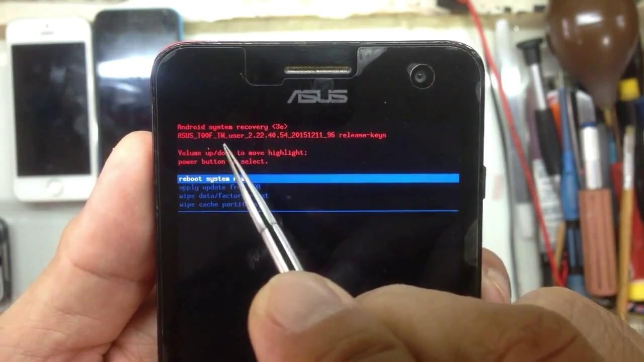 Cara Mengetahui Firmware Asus Zenfone Ww Tw Cn Atau Cht