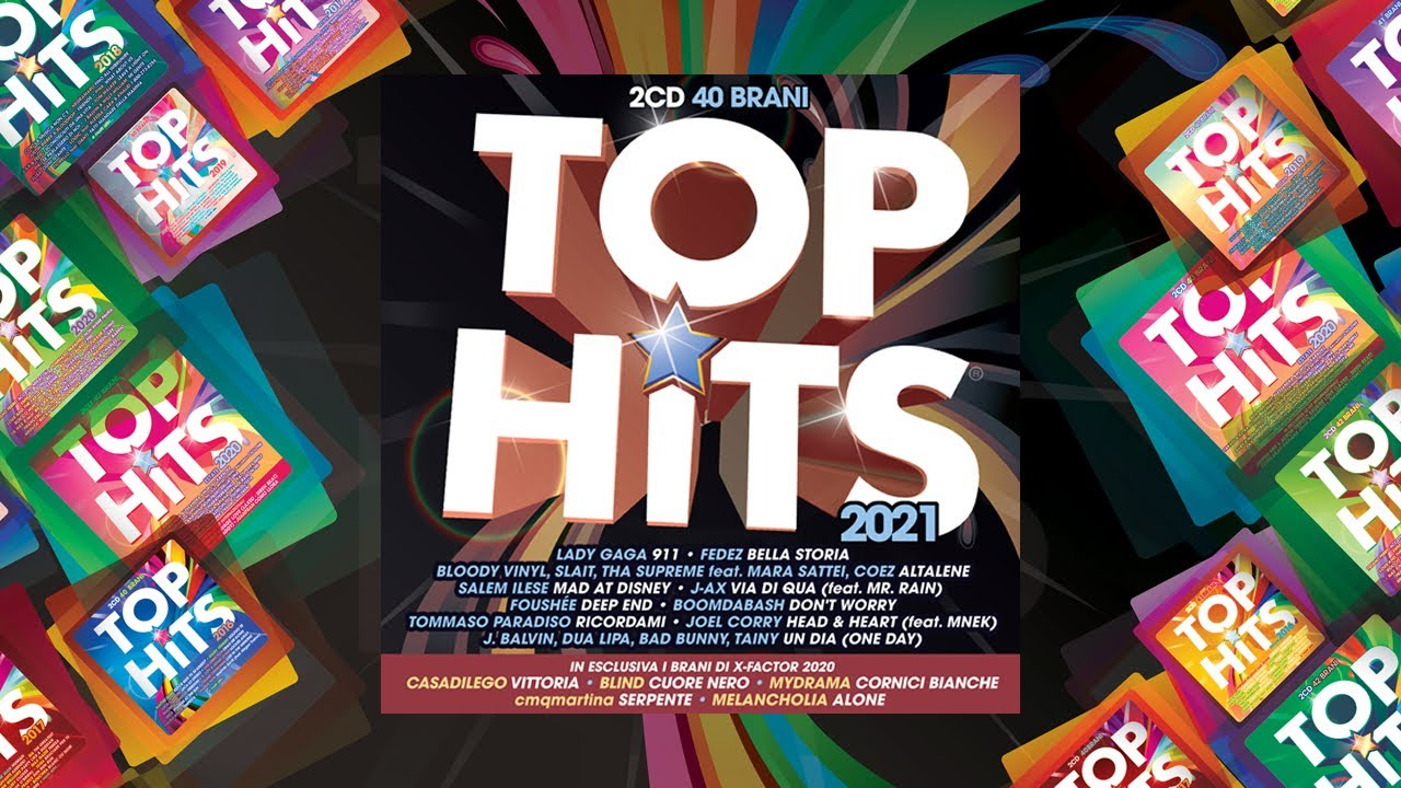 TOP HITS 2021 [Official Spot]