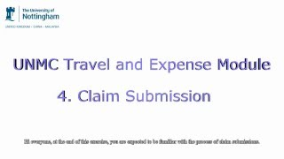 4  Claim submissions