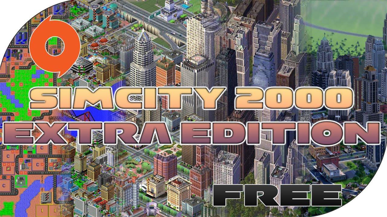 SimCity 2000 SpecialEdition Origin Aufs Haus Spiele