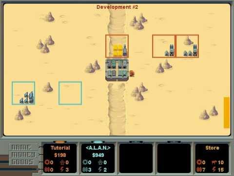 Planet M.U.L.E. - Game Introduction Video