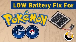 low battery fix for pokmon go