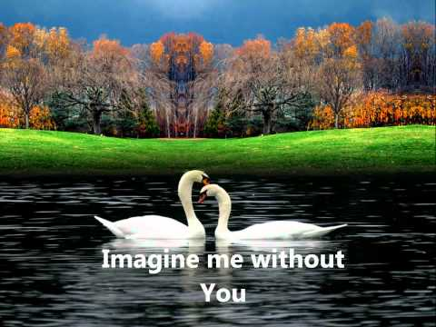 Imagine Me without You w/ lyrics - Jaci Velasquez